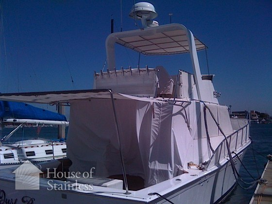 Stainless Steel Marine Work Photo